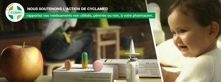 Cyclamed couverture Facebook